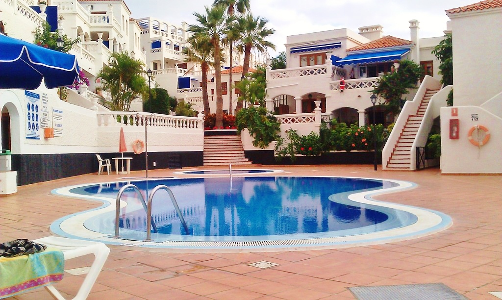 One Bed Apartment For Sale Royal Palm Los Cristianos Sold