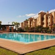 186,250€ Luxury 2 bed 2 bath ground floor garden apartment for sale, Amarilla Golf
