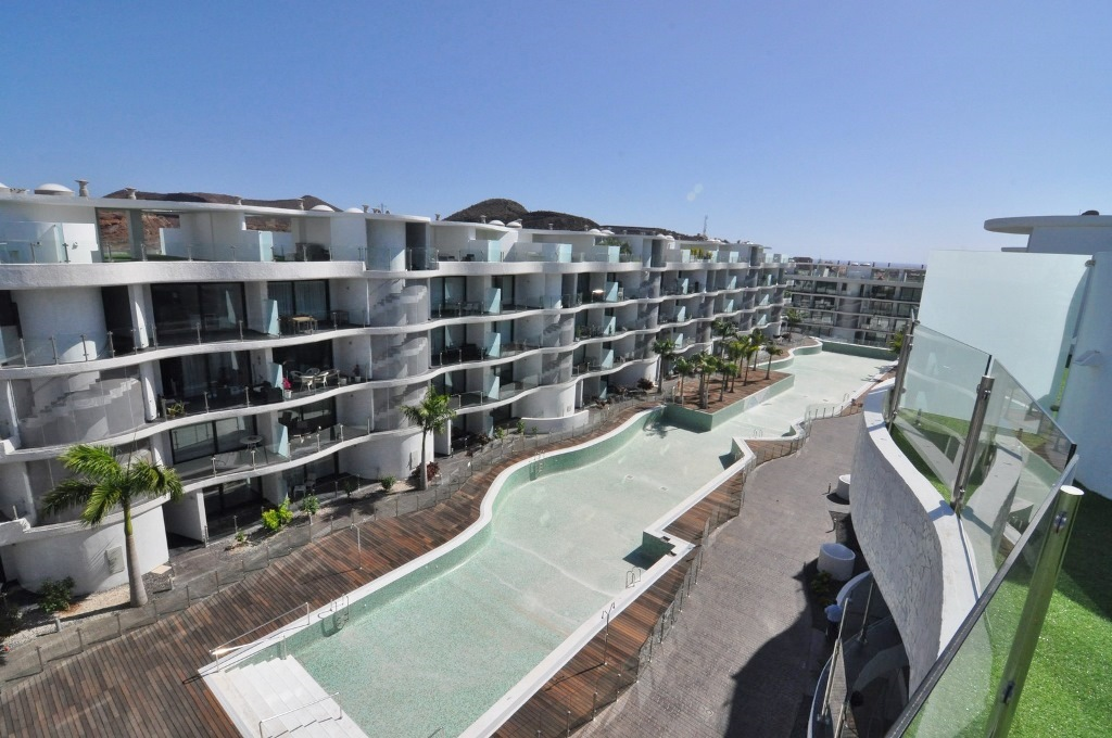 Penthouse in Palm Mar