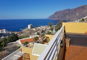 1 Bed Apartment with Amazing views for Sale in Los Gigantes, 175,000€
